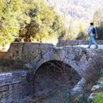Ponte delle Fate - Val Ponci