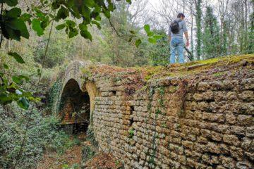 Il terzo dei ponti romani - Ponte delle Voze
