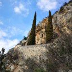 Il santuario di Santa Lucia - Toirano