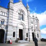 Santuario di Montallegro - Rapallo - facciata