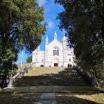 Santuario di Montallegro - Rapallo - viale