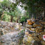 Sentiero da Toirano a Sn Pietrino