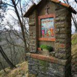 Via crucis - Montallegro - Rapallo - edicola