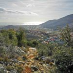 Panorama di Toirano e Borghetto Santo Spirito