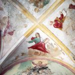 Santuario dell'Acquasanta - affreschi