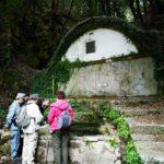 Sentiero da Campiglia a Monesteroli - fontana di Nozzano