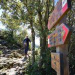 Da Campiglia a Portovenere - imbocco sentiero AV5T