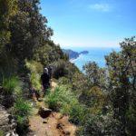 Da Campiglia a Portovenere - sentiero sul Monte Castellana