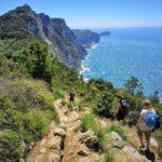 Da Campiglia a Portovenere - discesa dal Monte Castellana