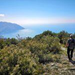 Monte Castelletto - sentiero