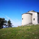 Monte Dragnone - chiesa della Madonna del Dragnone