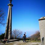 Sant'Uberto - pilone