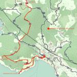 Cartina - Salto della lepre