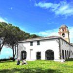 Riomaggiore - santuario della Madonna di Montenero