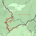 Cartina - Monte Zatta