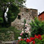 Giardino fiorito a Cassagna
