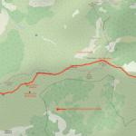 Cartina - Pratorotondo - Monte Rama