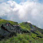 Casa della Miniera e Cappelletta degli Alpini
