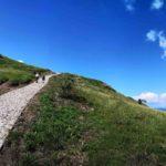 verso la cima del Monte Maggiorasca