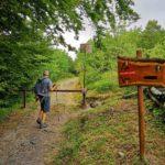 Barbagelata - inizio passeggiata per il Monte Caucaso