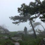 Nebbia al Beigua