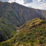 Canyon nel Parco naturale delle Capanne di Marcarolo