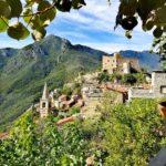 Castelvecchio dalla terrazza dell'Antico Melo