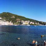 Le Bocche di San Pietro, il braccio di mare tra Portovenere e Palmaria