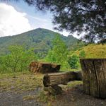 Monte Coppigliolo visto dal Passo dei Casoni