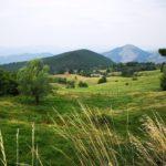 Panorama da Via Campo Picchiara Suvero