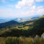 Panorama dal Monte Coppigliolo
