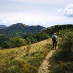 Discesa dal Monte Pracaban