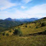 Panorama dal Monte Pracaban