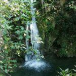 Cascata lungo il rio Sasso