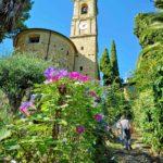 Salita alla chiesa di Sasso di Bordighera