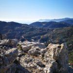 Panorama dalla Rocca d Perti