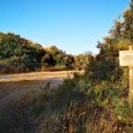 Radura presso il sentiero botanico di Bergeggi