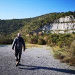 Il sentiero della vecchia cava del Monte Mao