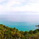 Da Capo Noli a Punta Crena