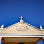 Cappella di Nostra Signora della Guardia - frontalino
