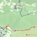 Cartina - Monte Acuto - Poggio Grande