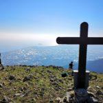 Presso la croce del Monte Acuto