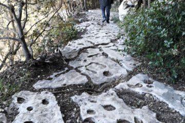 Sentiero sul Monte Cucco per il Ciappo delle Conche