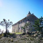 Il Santuario Nostra Signora della Guardia a Varazze