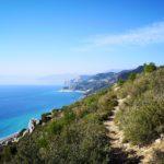 Il sentiero Balcone sul Mare a Varigotti