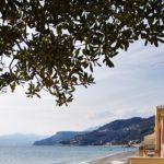 Balconi sulla spiaggia di Varigotti
