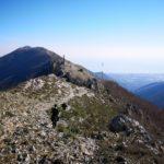Sul sentiero del Monte Acuto verso le Termopili