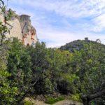 Verso il castello di Punta Crena