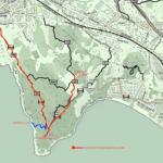 Cartina - Punta Manara