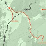 Cartina - Santuario di Varazze